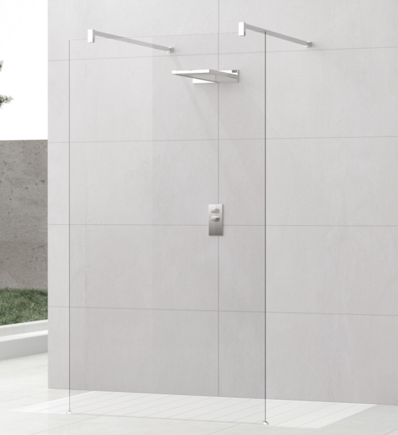suppliers that can custom make glass wetroom panels in all different
