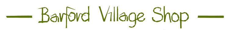 Barford Village Shop CIC