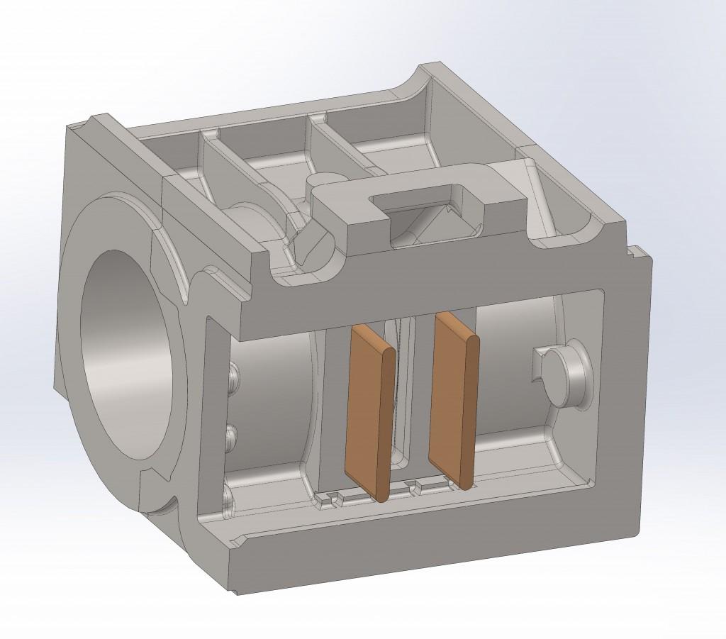 1) RH cylinder pattern assembly - 1 11-3-14