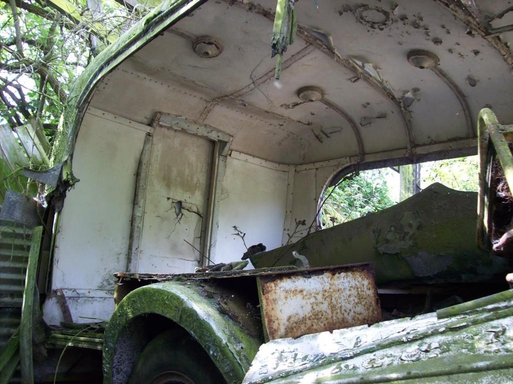 Daresbury Buses 050