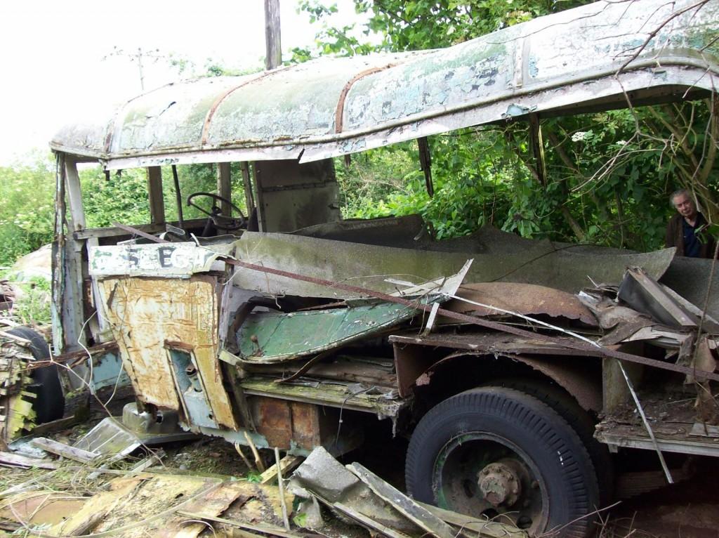 Daresbury Buses 053