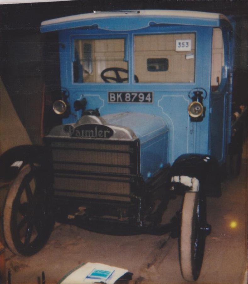 Daimler CK