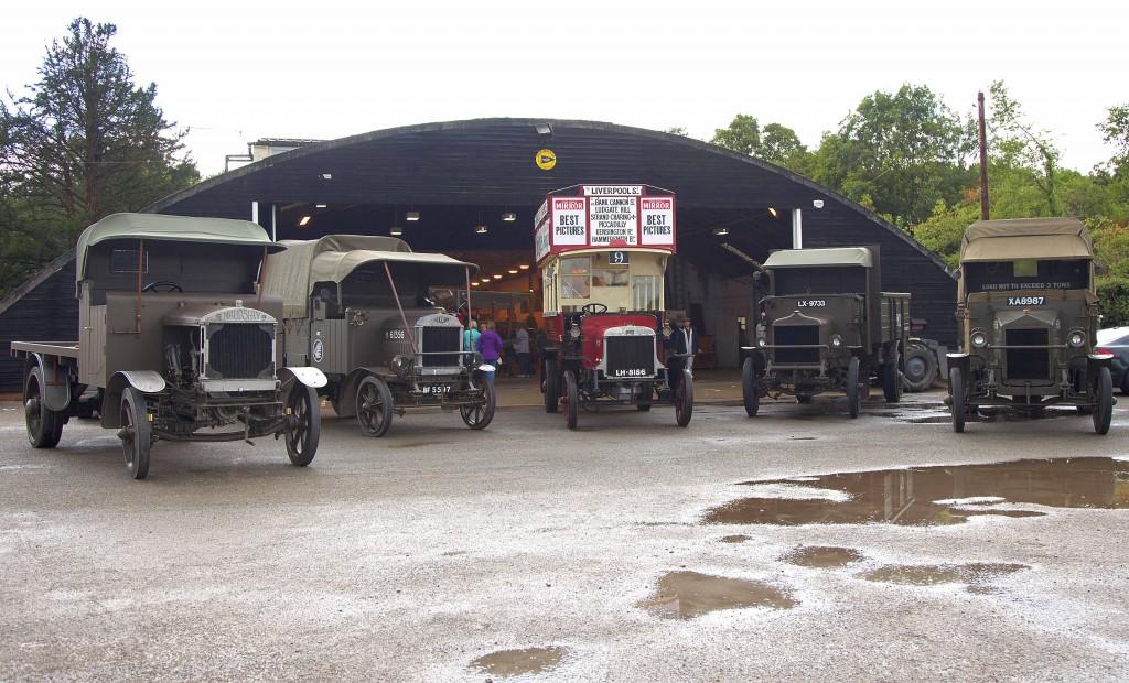 WW1 Shuttleworth Event 10th August 2014