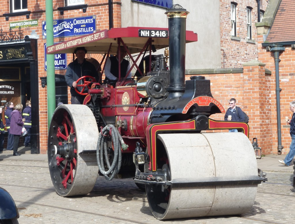 Allchin Steam Roller