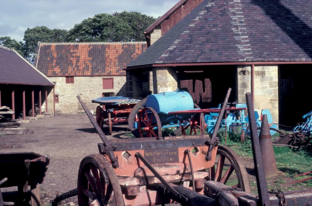 Holme farm 1983