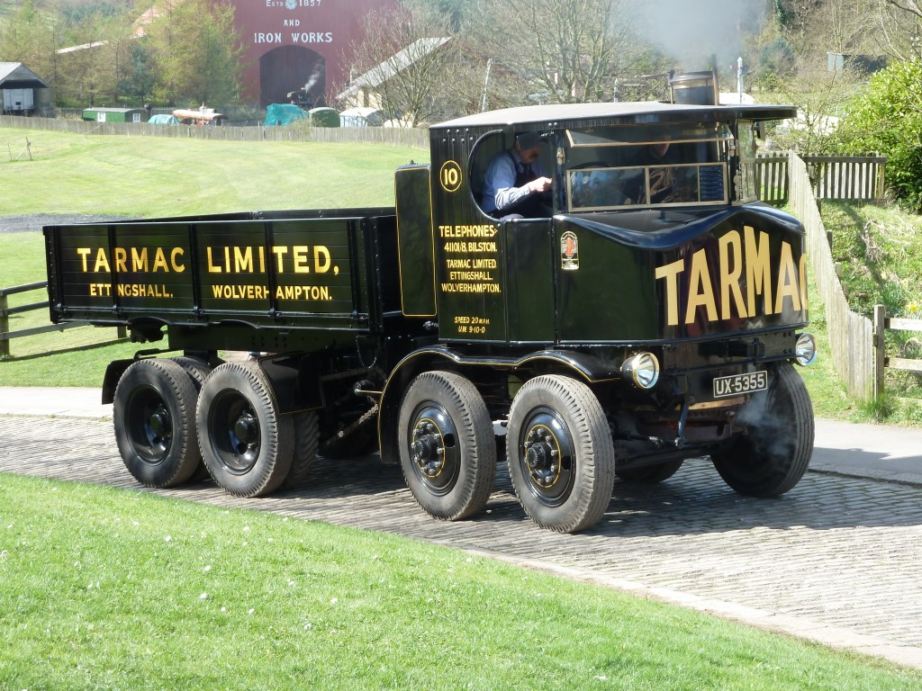 Sentinel Steam Waggon 5