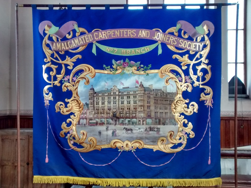 Amalgamated Carpenters and Joiners Society