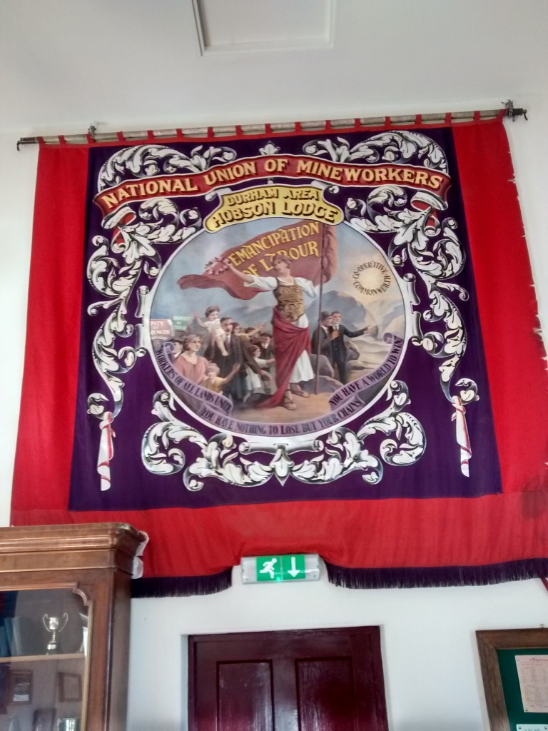The Hobson Lodge Banner