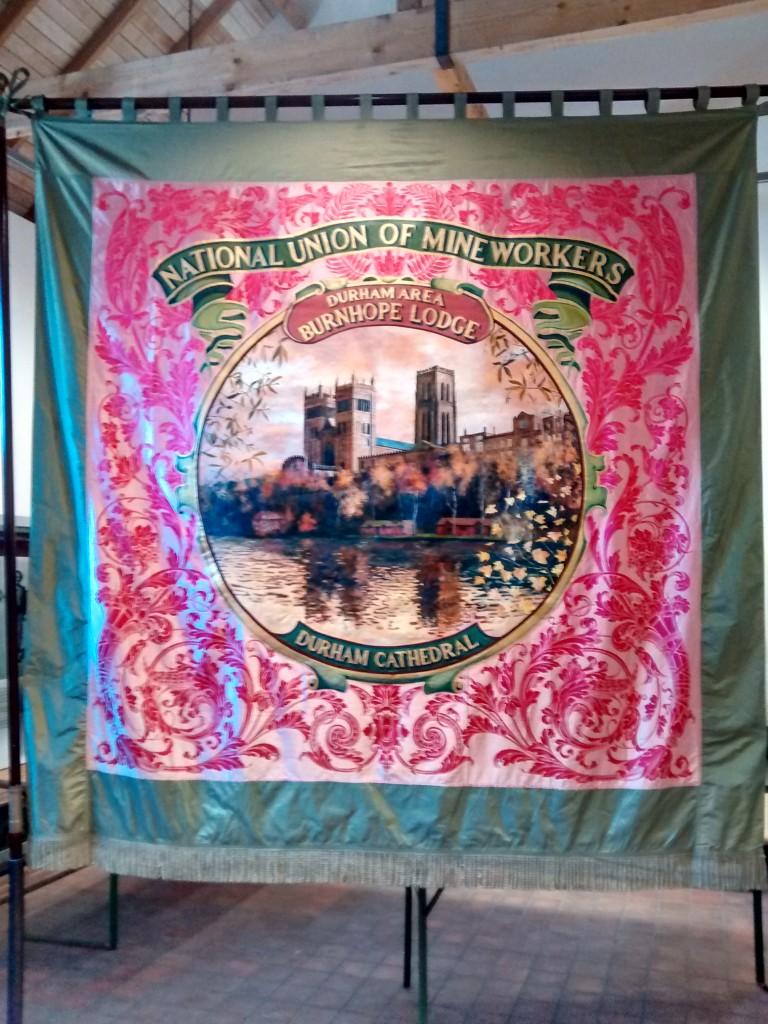 The Burnhope Banner