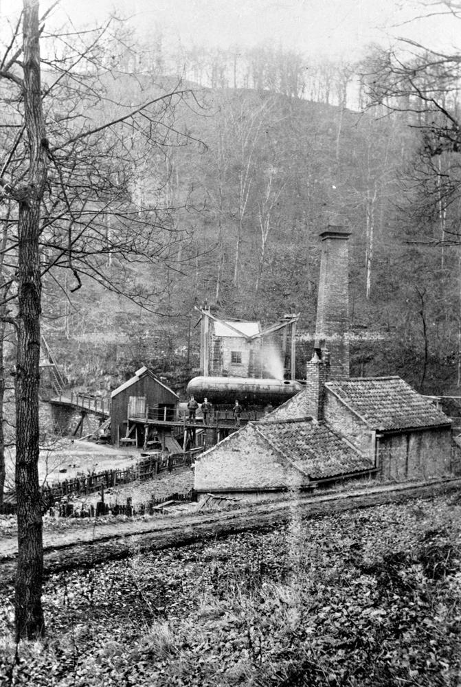 Beamish Burn pumping station