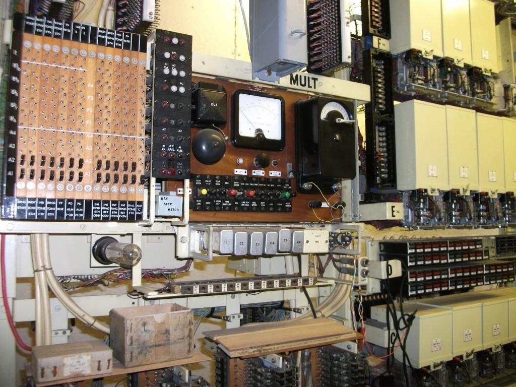 Beamish Telephone Exchange