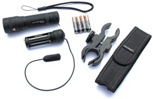 Ledlesner P7QC Gun Set COntents