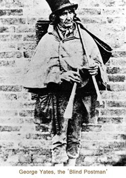 Farnsfield Blind Postman