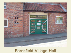 Farnsfield Village Hall