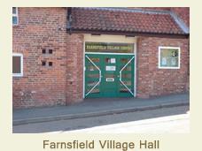 Farnsfield Village Hall
