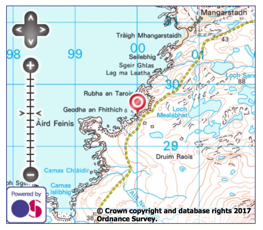 NA9929 map