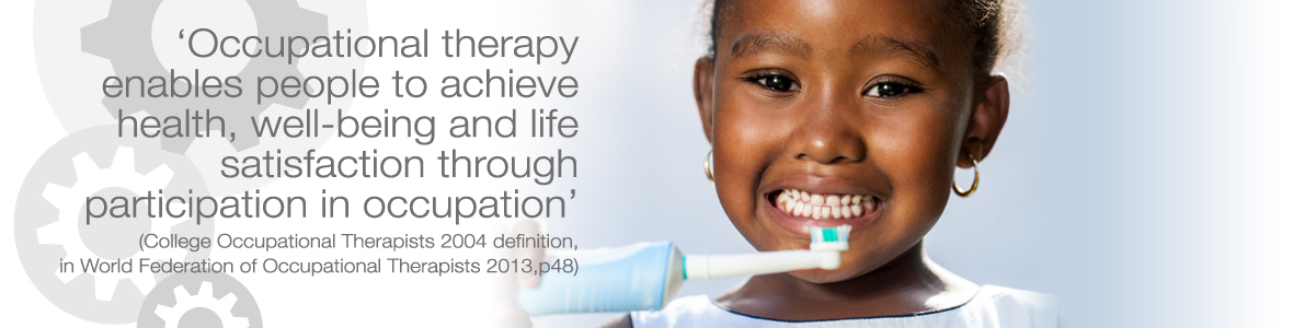 occupational therapy definition