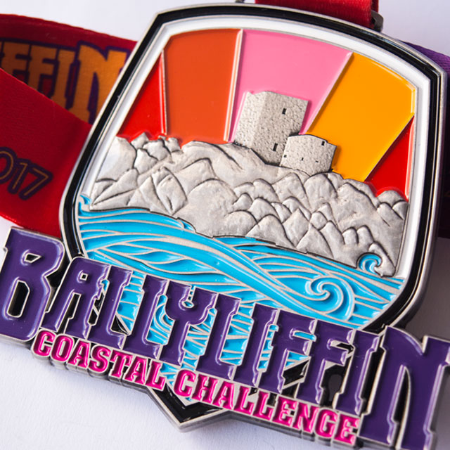 Ballyliffin Medal
