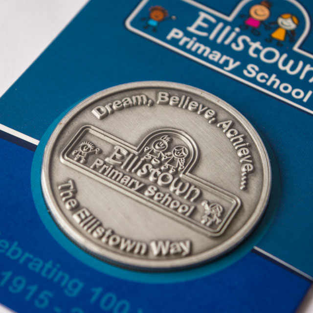 Ellistown Coin