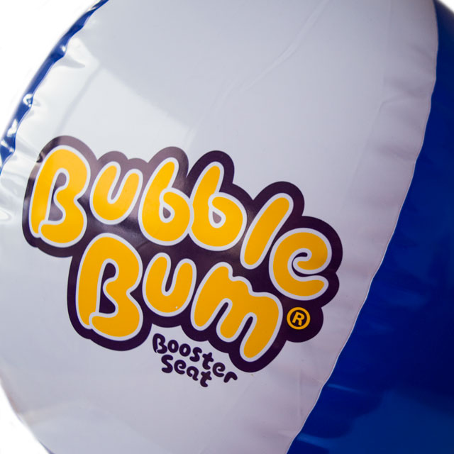 Bubble Bum Beach Ball