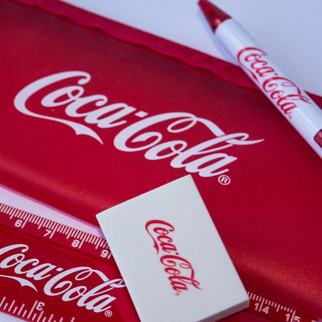 Coca Cola Pencil Case